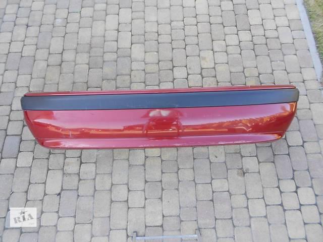 продам Б/у бампер задний для легкового авто Mitsubishi Carisma бу в Львове