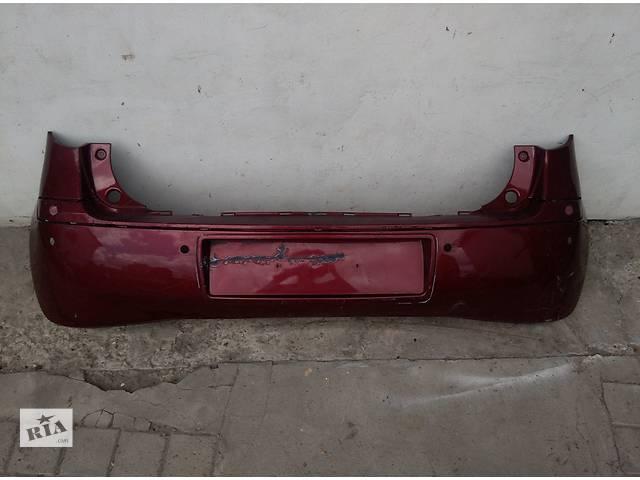 бу Б/у бампер задний для легкового авто Mitsubishi Colt 2004-2008 в Львове