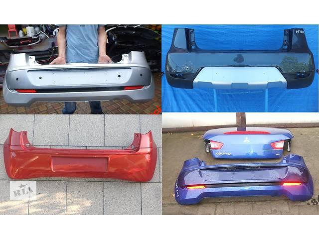 купить бу Б/у бампер задний для легкового авто Mitsubishi Colt в Львове