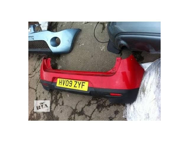 продам Б/у бампер задний для легкового авто Mitsubishi Colt бу в Ровно
