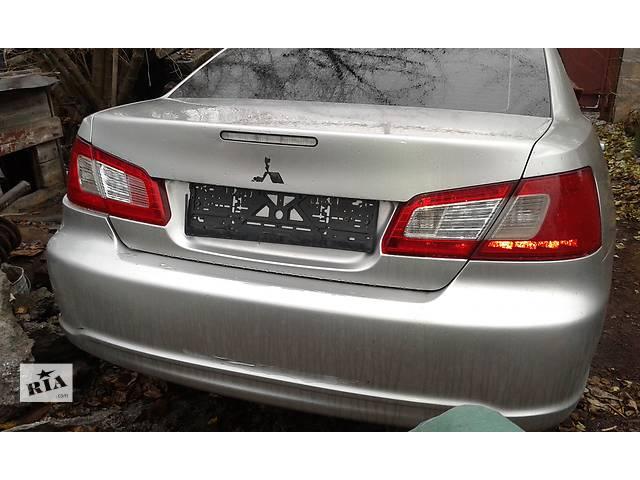 купить бу Б/у бампер задний для легкового авто Mitsubishi Galant в Одессе