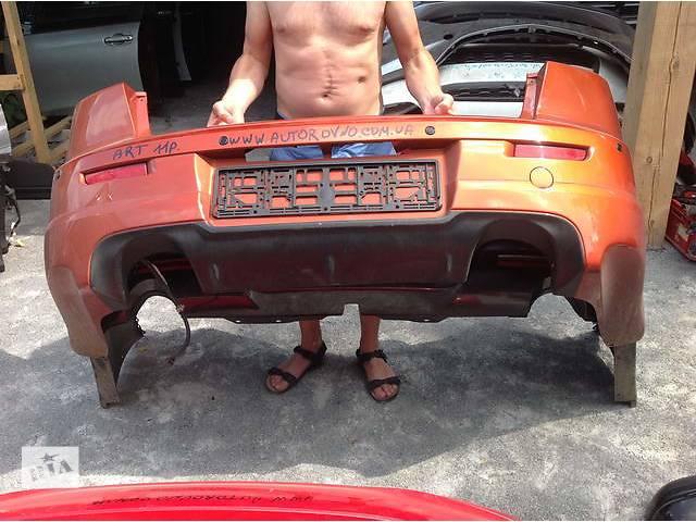 бу Б/у бампер задний для легкового авто Mitsubishi Lancer X Ralliart в Ровно