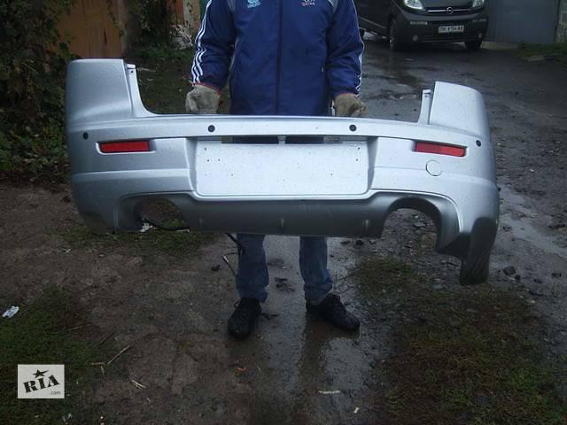 продам Б/у бампер задний для легкового авто Mitsubishi Lancer X Ralliart бу в Ровно