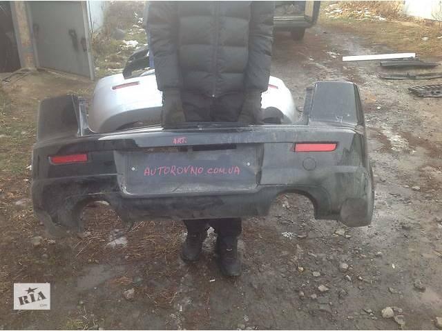 купить бу Б/у бампер задний для легкового авто Mitsubishi Lancer X Ralliart в Ровно