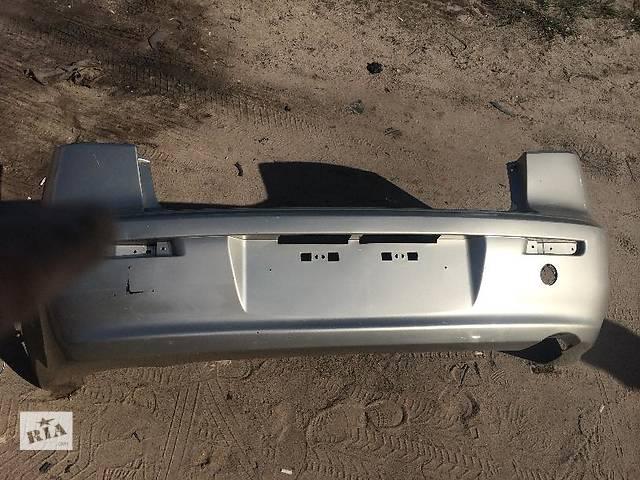 продам Б/у бампер задний для легкового авто Mitsubishi Lancer X бу в Киеве