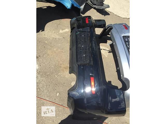 купить бу Б/у бампер задний для легкового авто Mitsubishi Lancer X в Ровно