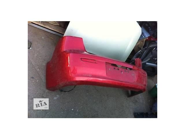 продам Б/у бампер задний для легкового авто Mitsubishi Lancer X бу в Ровно