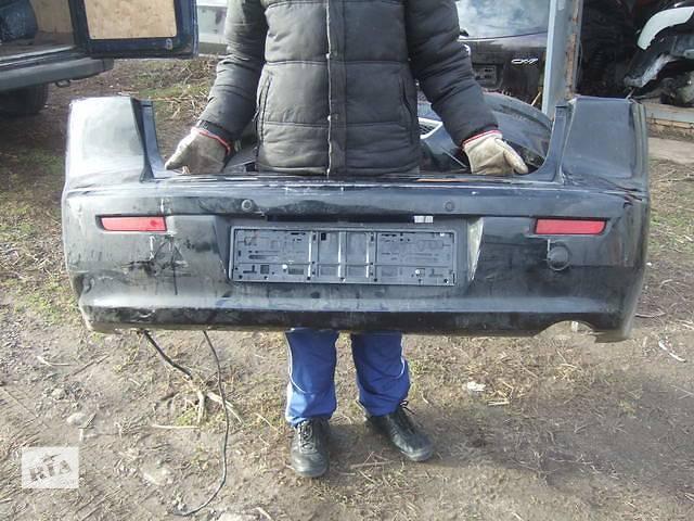 Б/у бампер задний для легкового авто Mitsubishi Lancer X- объявление о продаже  в Ровно