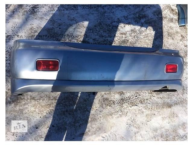 бу Б/у бампер задний для легкового авто Mitsubishi Lancer в Киеве