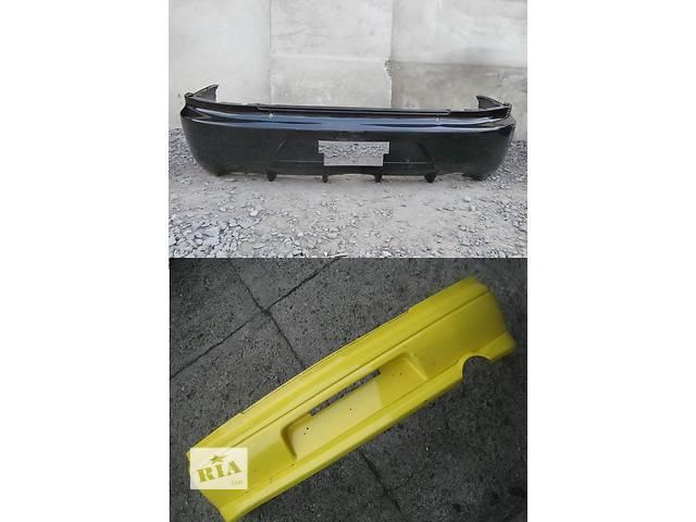 бу Б/у бампер задний для легкового авто Mitsubishi Lancer в Львове