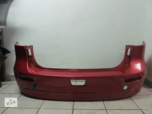 бу Б/у бампер задний для легкового авто Mitsubishi Lanser X Sportback 2008-2010 в Львове
