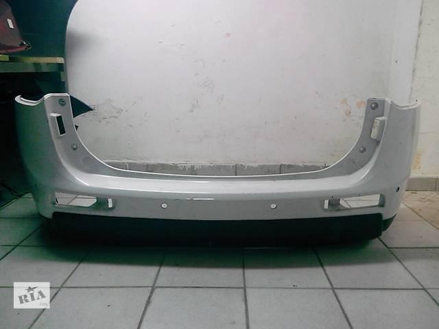 продам Б/у бампер задний для легкового авто Mitsubishi Outlander 2012-2014 бу в Львове