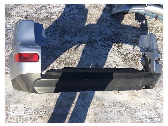 бу Б/у бампер задний для легкового авто Mitsubishi Outlander XL в Киеве