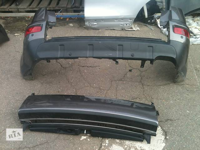 Б/у бампер задний для легкового авто Mitsubishi Outlander XL- объявление о продаже  в Ровно