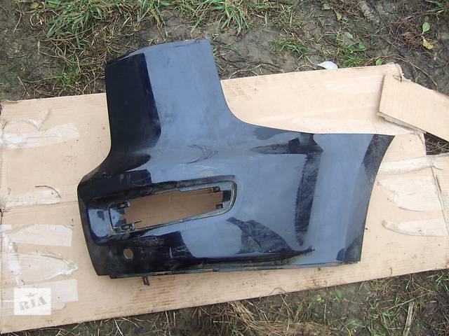купить бу Б/у бампер задний для легкового авто Mitsubishi Outlander XL в Ровно