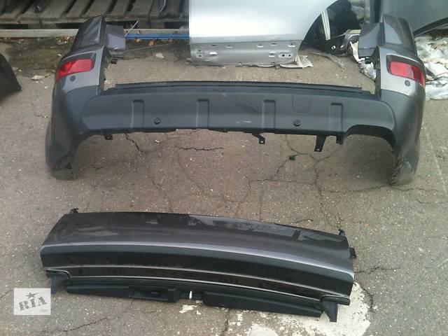 продам Б/у бампер задний для легкового авто Mitsubishi Outlander XL бу в Ровно