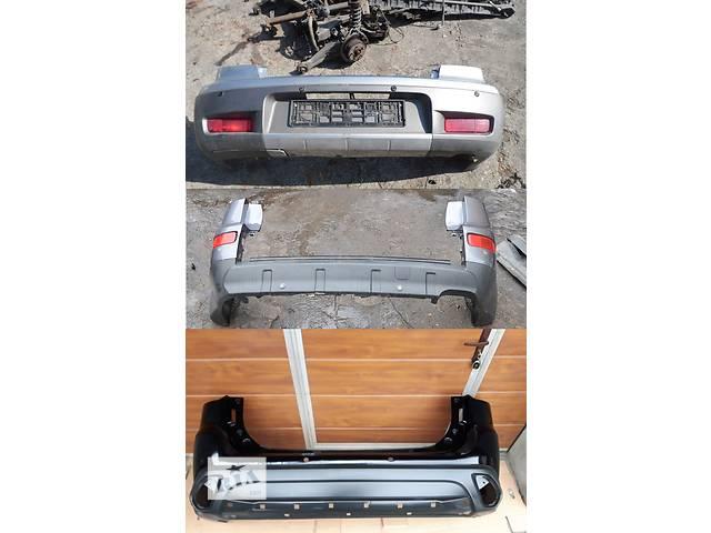 купить бу Б/у бампер задний для легкового авто Mitsubishi Outlander в Львове