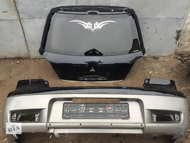 продам Б/у бампер задний для легкового авто Mitsubishi Outlander бу в Киеве