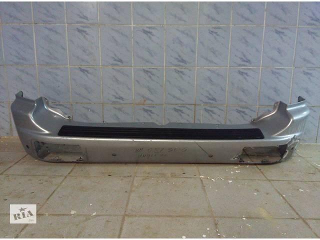 продам Б/у бампер задний для легкового авто Mitsubishi Pajero Sport 1996-2008 бу в Львове