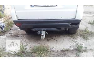 б/у Бамперы задние Mitsubishi Pajero Sport