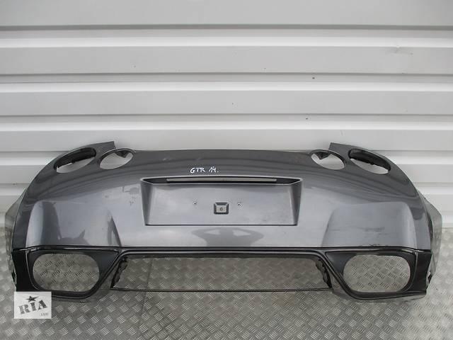 бу Б/у бампер задний для легкового авто Nissan GT-R в Львове