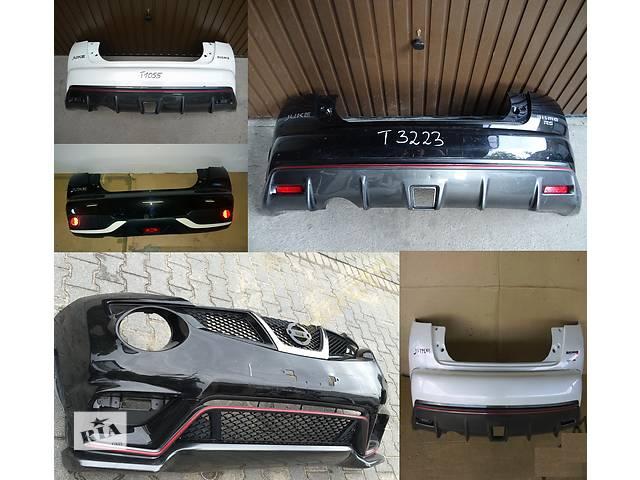 продам Б/у бампер задний для легкового авто Nissan Juke бу в Львове