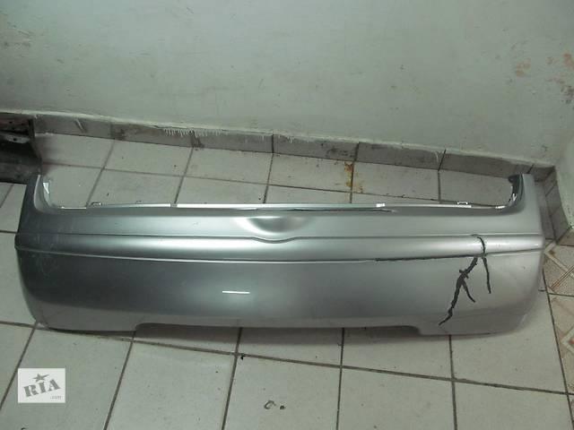 купить бу Б/у бампер задний для легкового авто Nissan Micra 2002-2011 в Львове