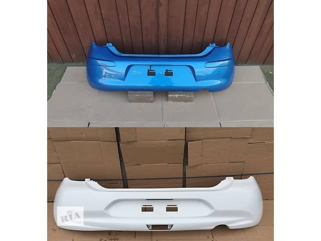 продам Б/у бампер задний для легкового авто Nissan Micra k13 бу в Львове