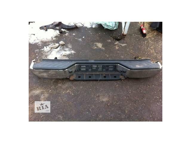 Б/у бампер задний для легкового авто Nissan Navara- объявление о продаже  в Ровно