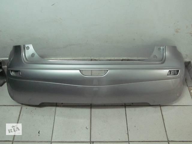 бу Б/у бампер задний для легкового авто Nissan Note 2006-2010 в Львове