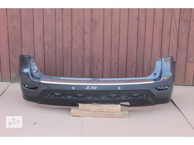Б/у бампер задний для легкового авто Nissan Pathfinder r52 12-- объявление о продаже  в Львове