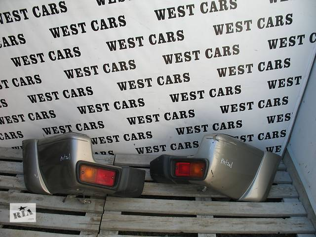 продам Б/у бампер задний для легкового авто Nissan Patrol GR бу в Луцке