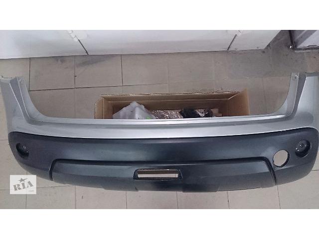 Б/у бампер задний для легкового авто Nissan Qashqai 2014- объявление о продаже  в Житомире