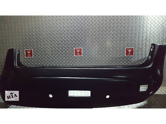 продам Б/у бампер задний для легкового авто Nissan Qashqai бу в Ровно
