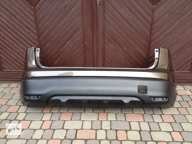 продам Б/у бампер задний для легкового авто Nissan Qashqai бу в Львове