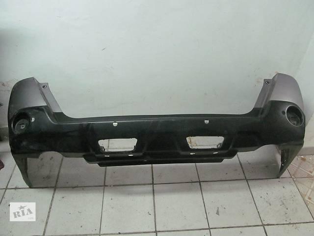 купить бу Б/у бампер задний для легкового авто Nissan X-Trail 2007-2010 в Львове