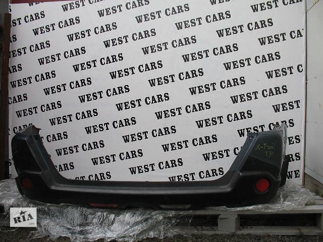 купить бу Б/у бампер задний для легкового авто Nissan X-Trail 2011 в Луцке