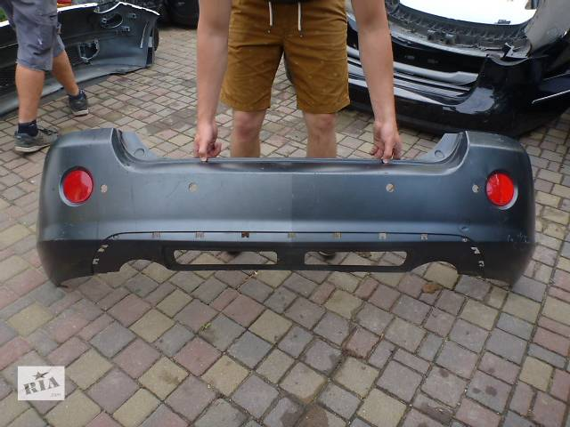 Б/у бампер задний для легкового авто Opel Antara- объявление о продаже  в Львове