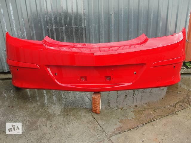 Б/у бампер задний для легкового авто Opel Astra H GTC ДЕШЕВО В НАЛИЧИИ!!!- объявление о продаже  в Львове
