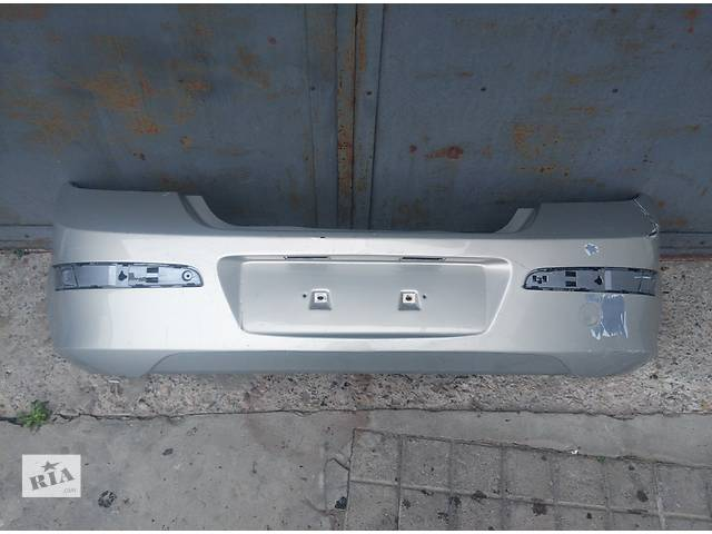 купить бу Б/у бампер задний для легкового авто Opel Astra H Hatchback 2006-2012 в Львове