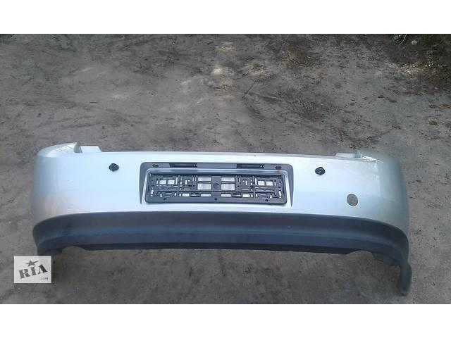 купить бу Б/у бампер задний для легкового авто Opel Vectra C Вектра С в Львове
