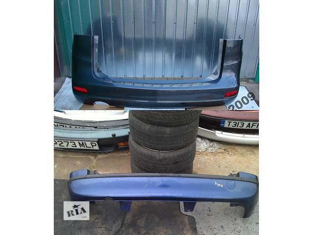 бу Б/у бампер задний для легкового авто Opel Zafira в Львове