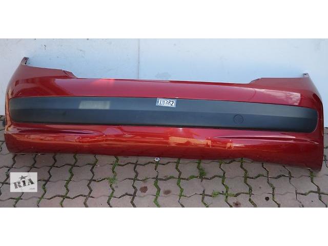 Б/у бампер задний для легкового авто Peugeot 207- объявление о продаже  в Ужгороде