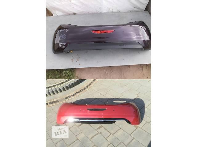 купить бу Б/у бампер задний для легкового авто Peugeot 208 в Львове