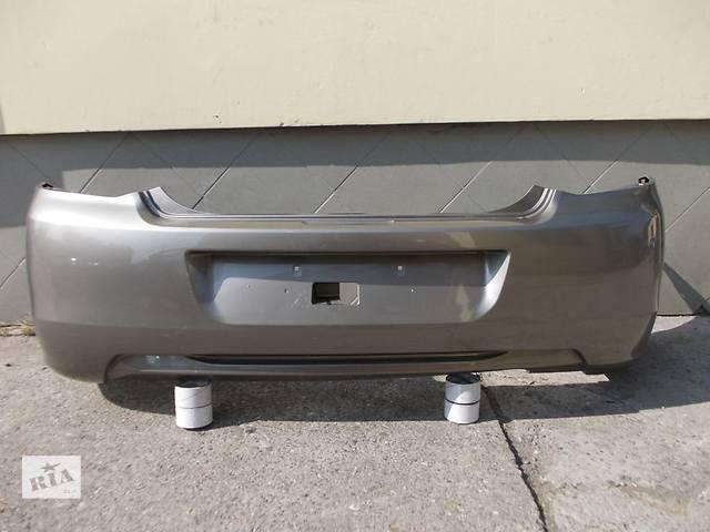 бу Б/у бампер задний для легкового авто Peugeot 301 в Львове