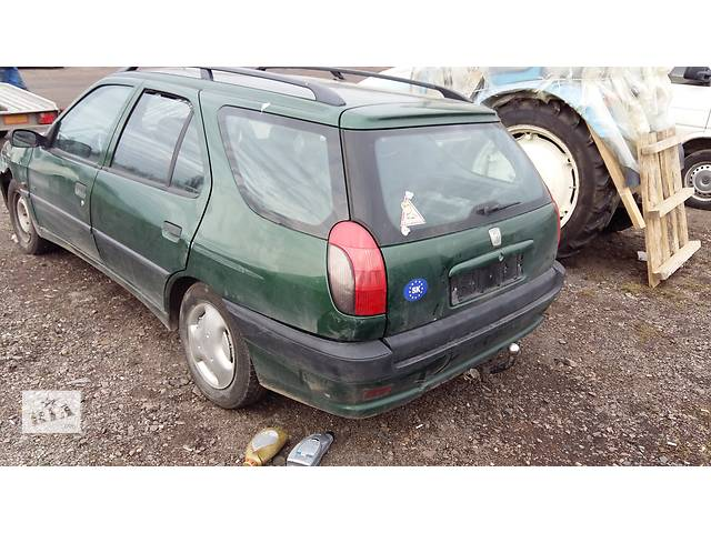 бу Б/у бампер задний для легкового авто Peugeot 306 в Ровно