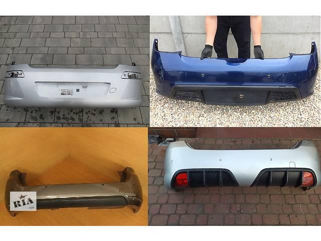 купить бу Б/у бампер задний для легкового авто Peugeot 308 в Львове
