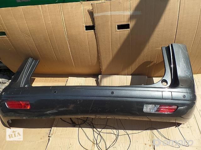 бу Б/у бампер задний для легкового авто Peugeot 5008 в Львове