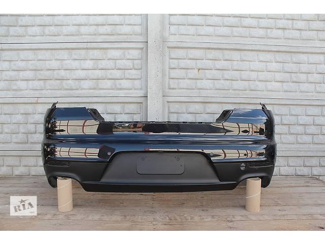 продам Б/у бампер задний для легкового авто Porsche Panamera бу в Львове