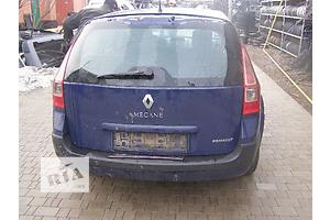 б/у Бампер задний Renault Megane